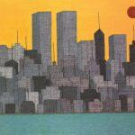 1992 New York naranja
