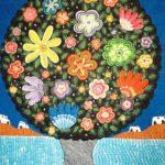2003 Árbol de flores mexicano