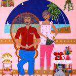 2007 Los esposos Julio Méndez y Cristina Fonollosa