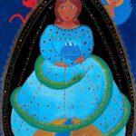 Virgen de la Serpiente