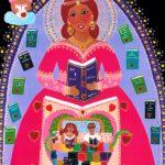Virgen de los Libros